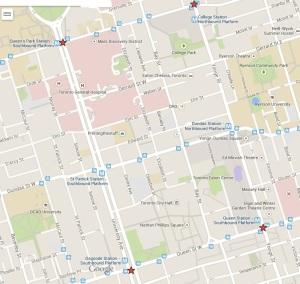 Walk the Ward-2015 Google Map